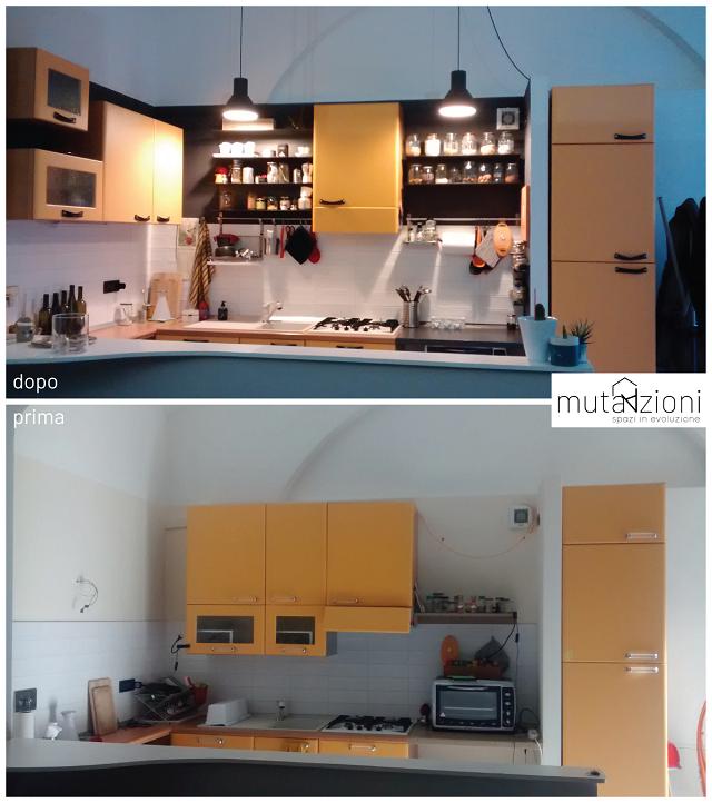 rinnovare la cucina